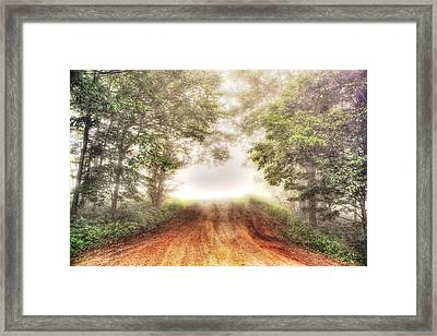 Beyond Framed Print by Dan Stone