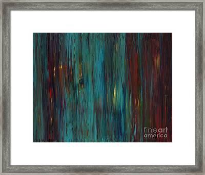 Beyond Framed Print by RL Curtis