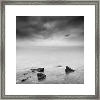Beyond The Horizon Framed Print by Taylan Soyturk