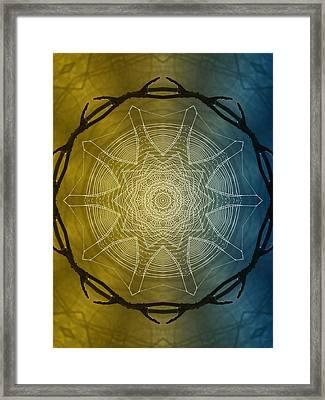 Beyond Time Framed Print by Tom Druin