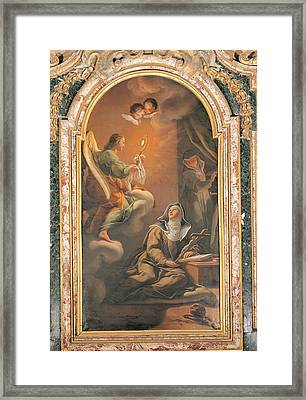 Bianchi Pietro Known As Creatura Framed Print by Everett