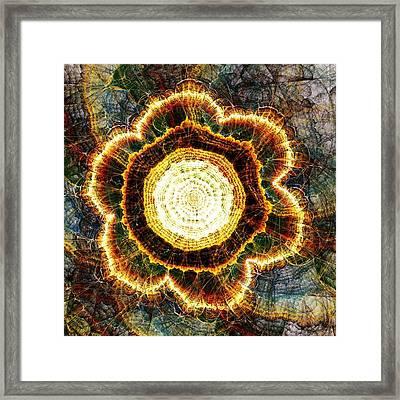 Big Bang Framed Print by Anastasiya Malakhova