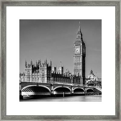 Big Ben Framed Print by John Farnan