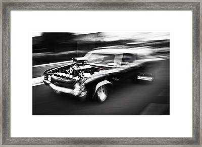 Big Block Chevelle Framed Print by Phil 'motography' Clark