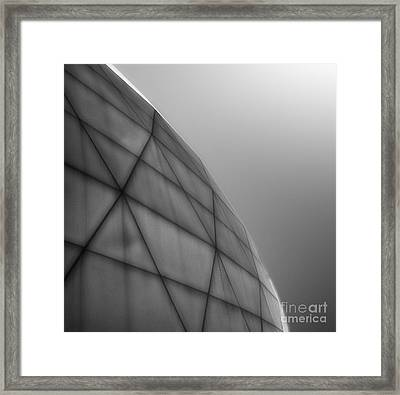 Biosphere2 - Dome Framed Print by Gregory Dyer