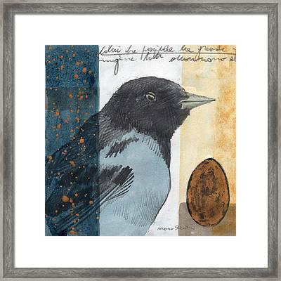 Bird 08 Framed Print by Marco Sivieri