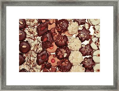 Biscuits Framed Print by Tom Gowanlock