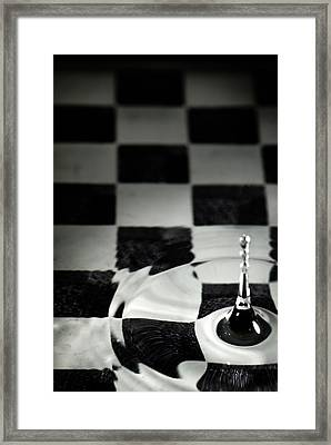 Bishop Framed Print by Nathan Wright
