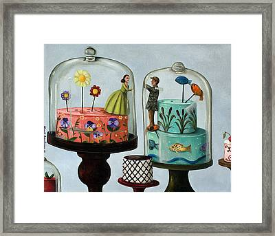 Bittersweet Framed Print by Leah Saulnier The Painting Maniac