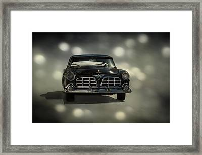 Black Beauty Framed Print by Mario Celzner