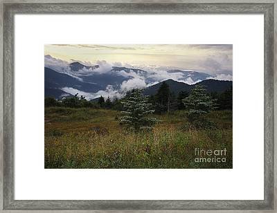 Black Mountains 2 Framed Print by Jonathan Welch