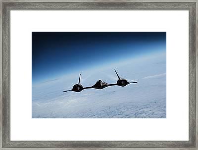 Blackbird I Am Legend Framed Print by Peter Chilelli