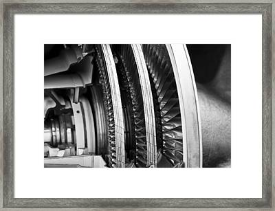 Blades Of Glory Framed Print by Christi Kraft