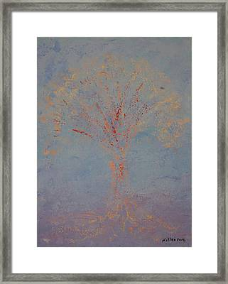 Bliss Framed Print by William Killen