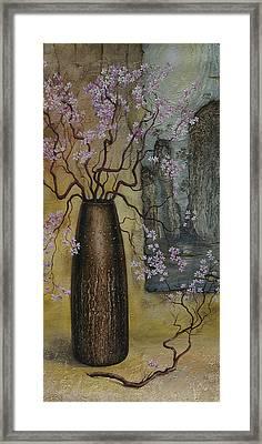 Blossom Framed Print by Vrindavan Das