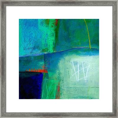 Blue #1 Framed Print by Jane Davies