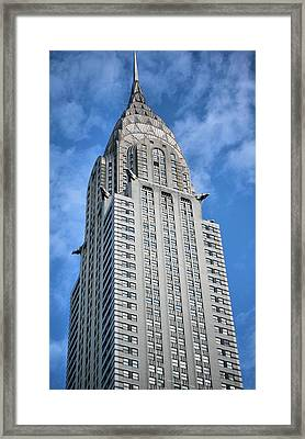 Blue Skies Framed Print by JC Findley