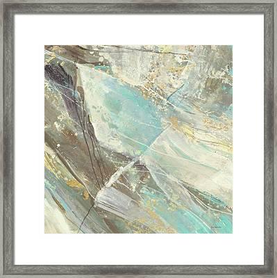 Blue Water I Framed Print by Albena Hristova