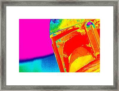 Boba Fett 22 Framed Print by Micah May