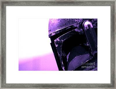 Boba Fett 23 Framed Print by Micah May