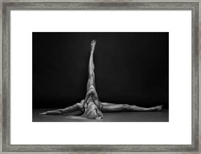 Bodyscape Framed Print by Anton Belovodchenko