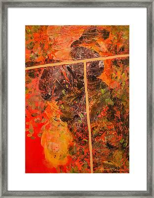 Bodyscape Framed Print by Darren McCrae