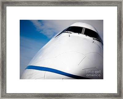 Boeing 747 Framed Print by Rastislav Margus