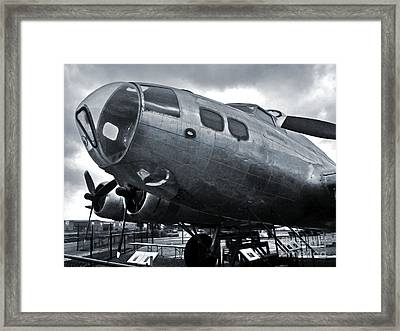 Boeing Flying Fortress B-17g  -  02 Framed Print by Gregory Dyer