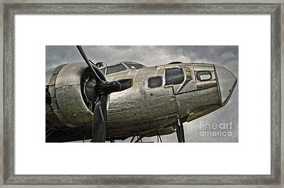 Boeing Flying Fortress B-17g  -  04 Framed Print by Gregory Dyer