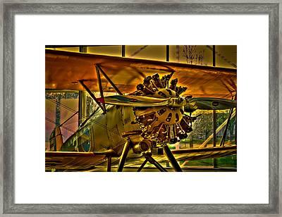Boeing Model 100 II Framed Print by David Patterson