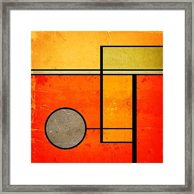 Bold Assumptions Framed Print by Richard Rizzo