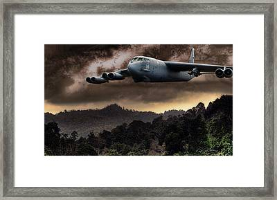 Bone Shaker Framed Print by Peter Chilelli