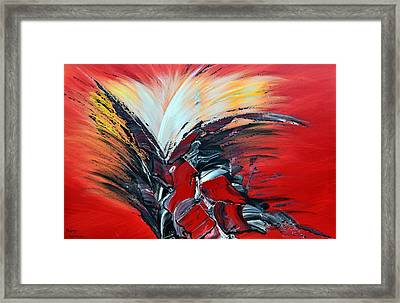Bonne Nouvelle Framed Print by Thierry Vobmann