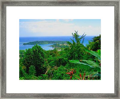 Bonnieview Framed Print by Carey Chen