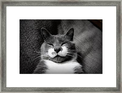 Boots Framed Print by Laurie Perry