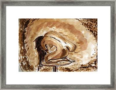 Born. Framed Print by Shlomo Zangilevitch