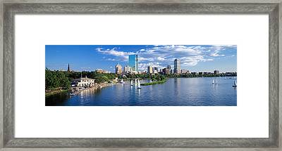 Boston, Massachusetts, Usa Framed Print by Panoramic Images