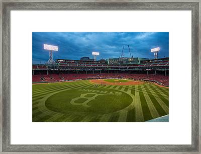 Boston Strong Framed Print by Paul Treseler