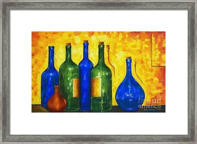 Bottless Framed Print by Veikko Suikkanen