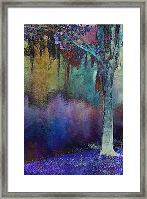 Bouyant Reflections Framed Print by Jan Amiss Photography