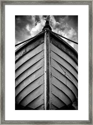 Bow  Framed Print by Stelios Kleanthous