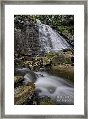Brandywine Flow Framed Print by James Dean