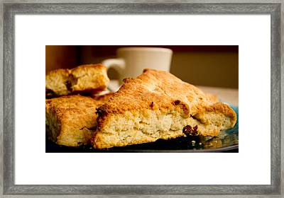 Breakfast Framed Print by Jean Noren