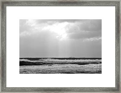 Breakthrough Framed Print by Michelle Wiarda