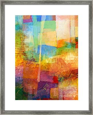 Bright Mood Framed Print by Lutz Baar