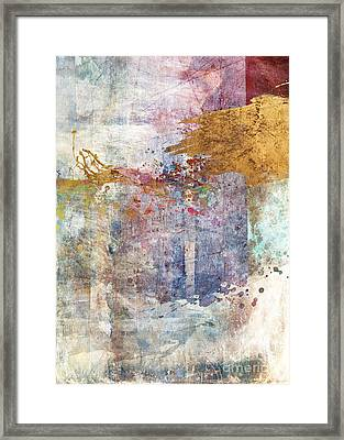 Bring Wine Framed Print by Aimee Stewart
