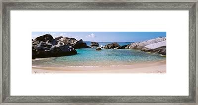 British Virgin Islands, Virgin Gorda Framed Print by Panoramic Images