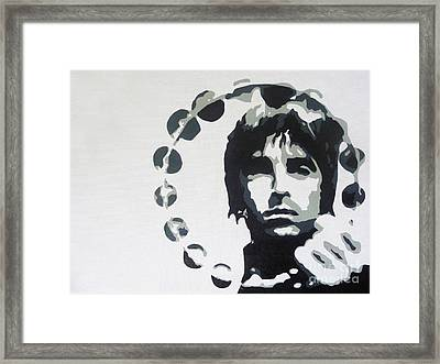 Britpop Framed Print by ID Goodall