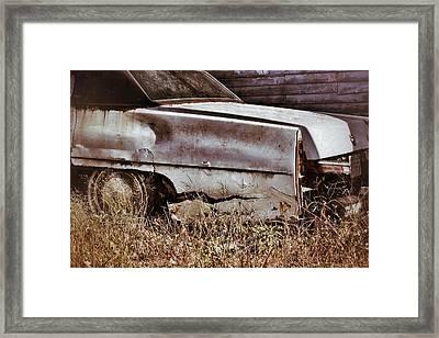 Broken Dreams Framed Print by John Adams