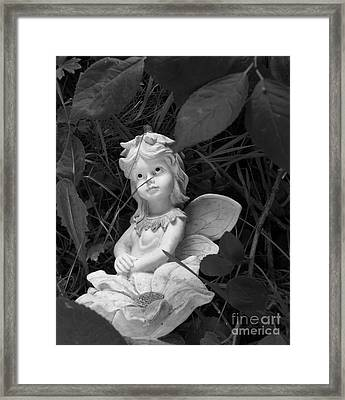 Broken Dreams Framed Print by Martin Howard